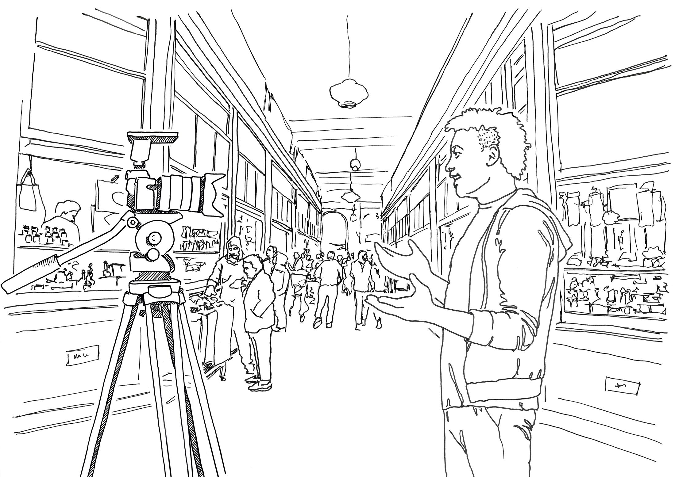 Illustration of Events Setting