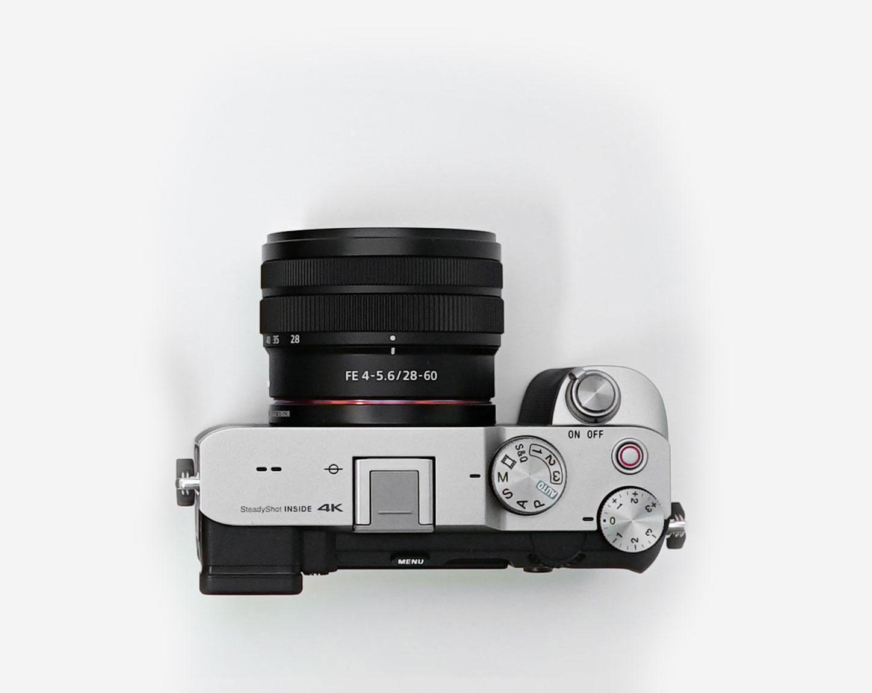 Alpha 7C + FE 28-60mm