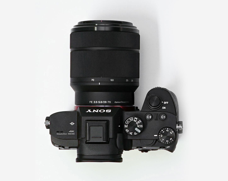Alpha 7 III + FE 28-70mm