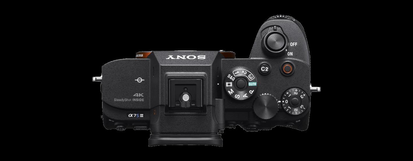 Alpha 7S III product image