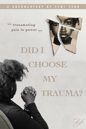 Film Poster | Did I Choose My Trauma