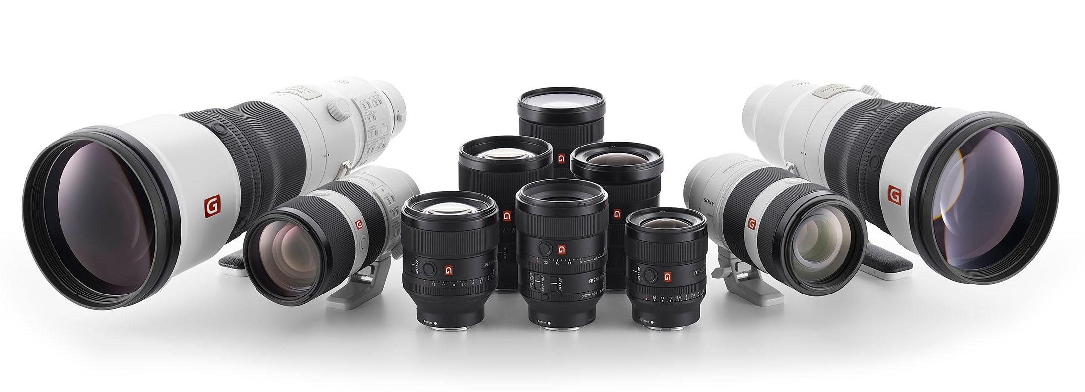 GMaster Lens group