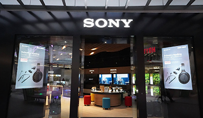 Sony Stores