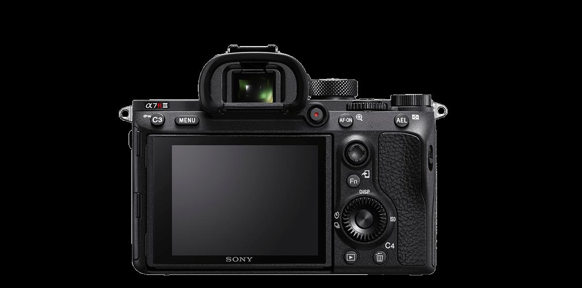 Alpha 7R III product image