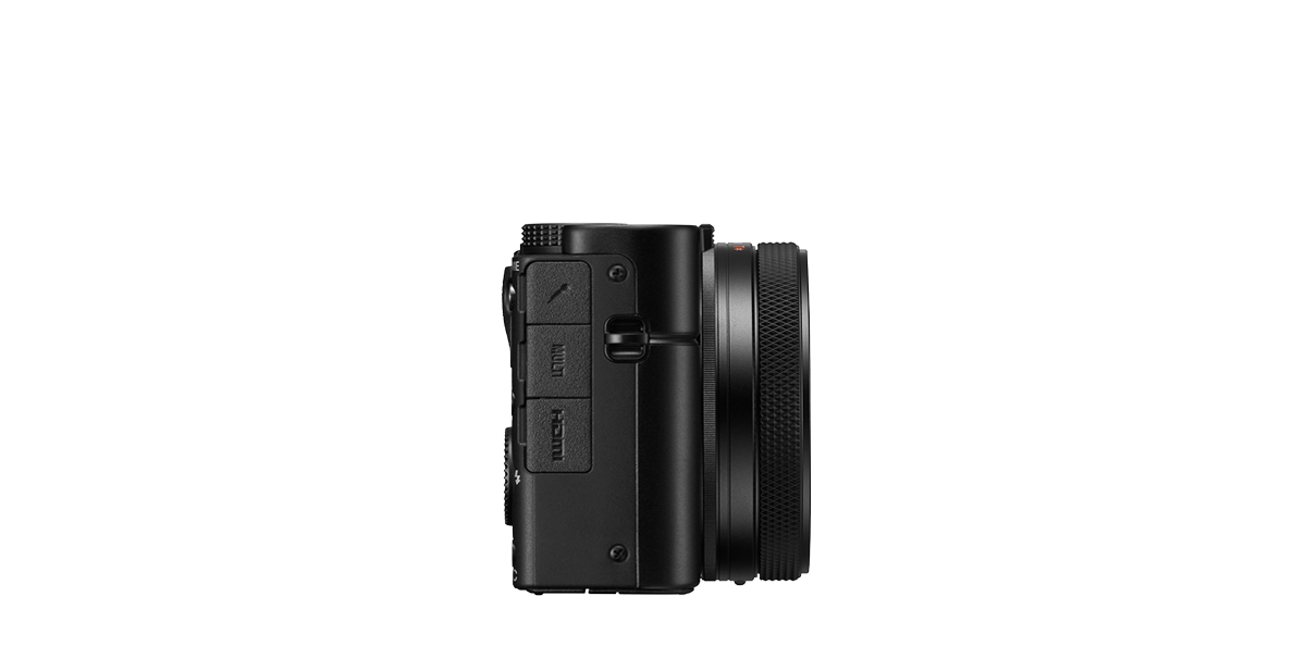 RX100M7 product image