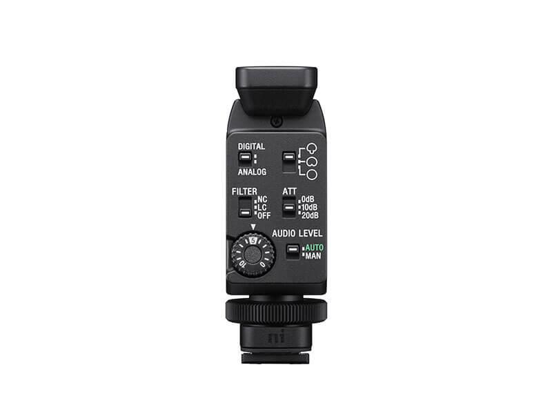 Feature Image | ECM-B1M Controls