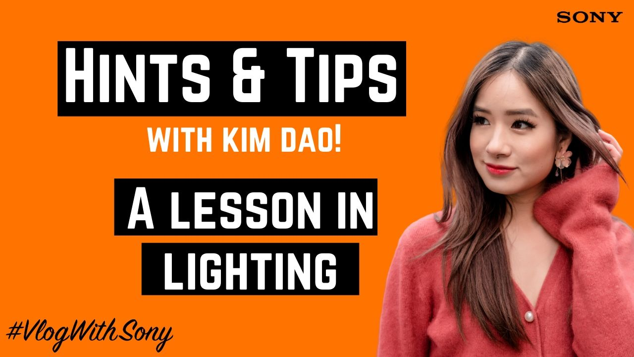 Kim Dao   A Lesson in Lighting