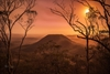 Table Top Mountain Toowoomba Range QueensLand